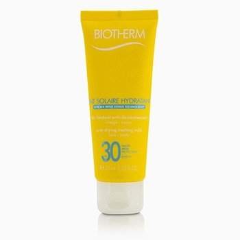 Biotherm Lait Solaire Hydratant Anti-Drying Melting Milk SPF 30 - For Face & Body