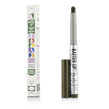 TheBalm Batter Up Sombra de Ojos en Barra - Outfield