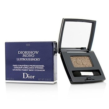 Diorshow Mono Lustrous Smoky Saturated Pigment Smoky Eyeshadow - # 684 Reflection