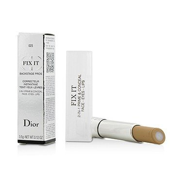 Christian Dior Fix It Backstage Pros Corrector - #025 Medium Beige
