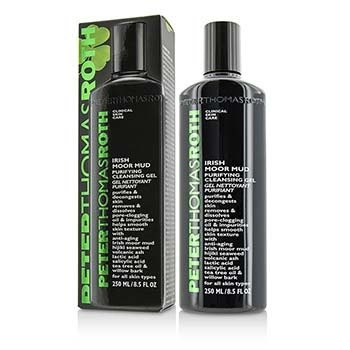 Peter Thomas Roth Irish Moor Mud Gel Limpiador Purificante