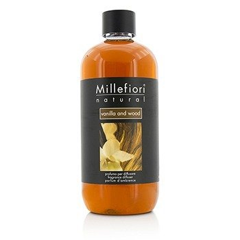 Millefiori Natural Fragrance Disfusor Repuesto - Vanilla & Wood