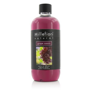 Millefiori Natural Fragrance Disfusor Repuesto - Grape Cassis