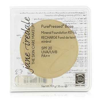 Jane Iredale PurePressed Base Base Mineral Repuesto SPF 20 - Bisque