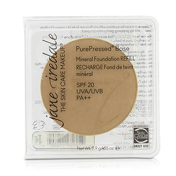 PurePressed Base Mineral Foundation Refill SPF 20 - Light Beige