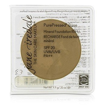 PurePressed Base Mineral Foundation Refill SPF 20 - Riviera