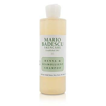 Mario Badescu Henna & Seamollient Shampoo (For All Hair Types)