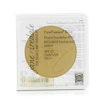 Jane Iredale PurePressed Base Base Mineral Repuesto SPF 20 - Warm Sienna