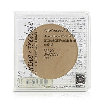 Jane Iredale PurePressed Base Base Mineral Repuesto SPF 20 - Honey Bronze