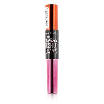 Maybelline The Falsies Push Up Drama Máscara - Brown