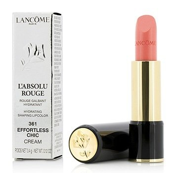 Lancome L Absolu Rouge Color de Labios Hidratante Dador de Forma - # 361 Effortless Chic (Cream)