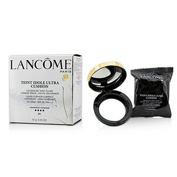 Lancome Teint Idole Ultra Cushion Liquid Cushion Compact SPF 50 - # 01 Pure Porcelaine