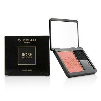 Guerlain Rose Aux Joues Tender Blush - #02 Chic Pink
