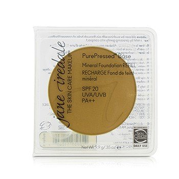 Jane Iredale PurePressed Base Base Mineral Repuesto SPF 20 - Autumn