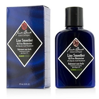 Jack Black Line Smoother Face Moisturizer (4% Glycolic Acid)