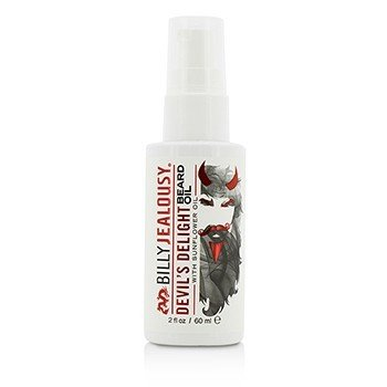 Devil's Delight Beard Oil with Sunflower Oil