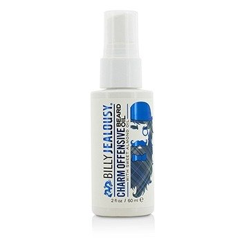 Billy Jealousy Charm Offensive Beard Oil with Sweet Almond Oil