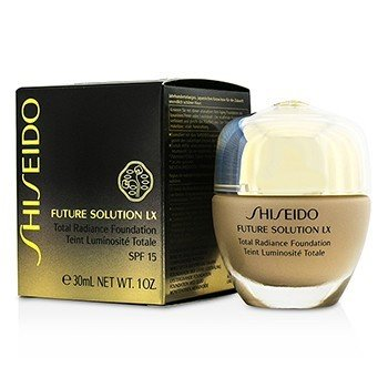 Shiseido Future Solution LX Total Base Resplandor SPF15 - #B20 Natural Light Beige