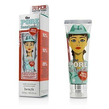 Benefit The Porefessional Gel Matificante Acabado Invisible