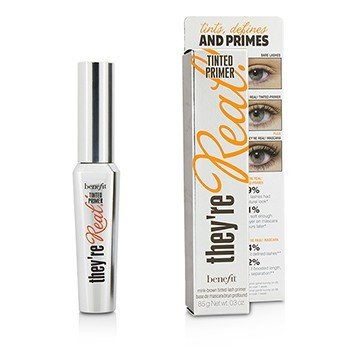 Benefit Theyre Real Tinted Lash Primer - Mink Brown