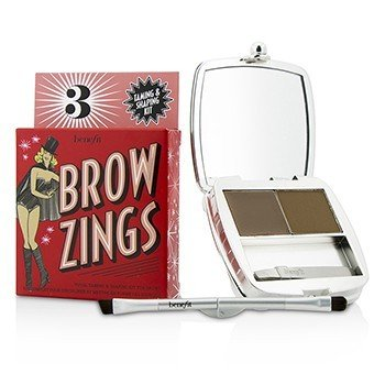 Benefit Brow Zings (Kit Para Cejas Domador & Dador de Forma Total) - #3 (Medium)