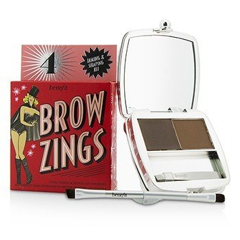 Benefit Brow Zings (Kit Para Cejas Domador & Dador de Forma Total) - #4 (Medium)