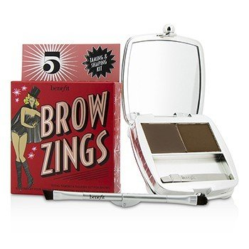 Benefit Brow Zings (Kit Para Cejas Domador & Dador de Forma Total) - #5 (Deep)