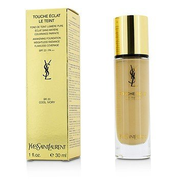 Yves Saint Laurent Touche Eclat Le Teint Awakening Foundation SPF22 - #BR20 Cool Ivory