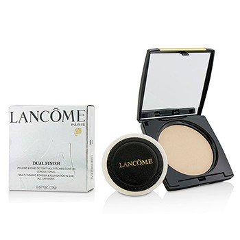 Lancome Dual Finish Multi Tasking Powder & Foundation In One - # 120 Ivoire (N) (US Version)