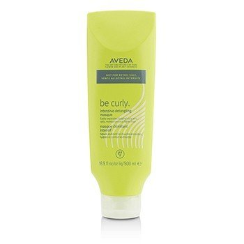 Aveda Be Curly Intensive Mascarilla Desenredante