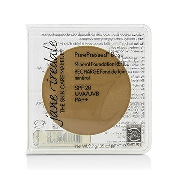 Jane Iredale PurePressed Base Mineral Repuesto SPF 20 - Teakwood