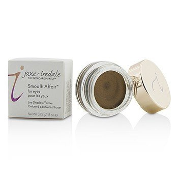 Jane Iredale Smooth Affair For Eyes (Primer/Sombra de Ojos) - Iced Brown