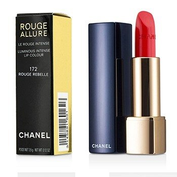 Chanel Rouge Allure Color de Labios Luminoso Intenso - # 172 Rouge Rebelle