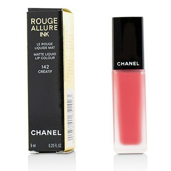 Chanel Rouge Allure Ink Color de Labios Mate Líquido - # 142 Creatif