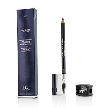 Christian Dior Sourcils Poudre - # 453 Soft Brown
