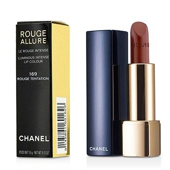 Chanel Rouge Allure Color de Labios Luminoso Intenso - # 169 Rouge Tentation