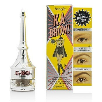 Benefit Ka Brow Gel Crema Color de Cejas Con Brocha - # 3 (Medium)