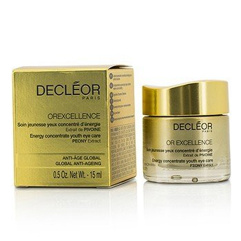 Decleor Orexcellence Energy Concentrate Youth Cuidado de Ojos
