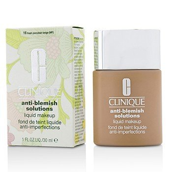Clinique Anti Blemish Solutions Maquillaje Líquido - # 16 Fresh Porcelain Beige