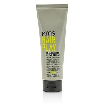 KMS California Hair Play Messing Crema (Proporciona Textura de Agarre de 2do Día)