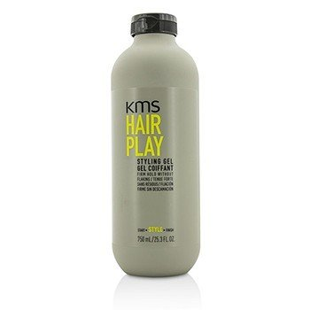 KMS California Hair Play Gel de Peinar (Agarre Firme Sin Escamas)