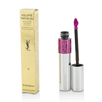 Yves Saint Laurent Volupte Tinte En Aceite - #16 Prune Me Tender