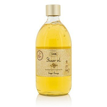 Sabon Aceite de Ducha - Ginger Orange
