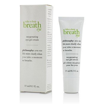 Philosophy Take A Deep Breath Gel Crema Oxigenante de Ojos