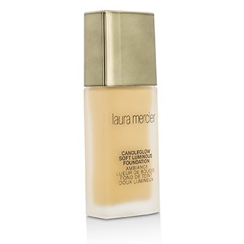 Candleglow Soft Luminous Foundation - # 2W2 Butterscotch (Unboxed)