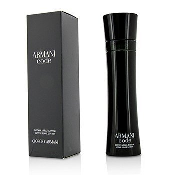 Armani Code After Shave Lotion (Box Slightly Damaged)