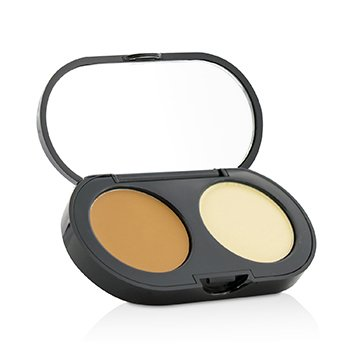 Bobbi Brown Kit Nuevo Corrector Cremoso - Warm Honey Corrector Cremoso + Pale Yellow Polvo Compacto Acabado Puro