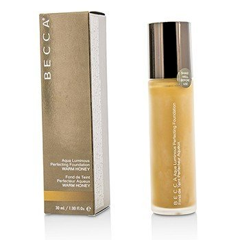 Becca Aqua Luminous Base Perfeccionante - Warm Honey