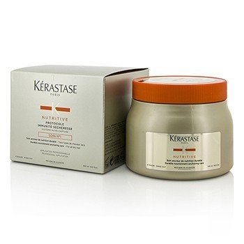 Kerastase Nutritive Protocole Immunité Sécheresse Soin N°1 Durable Nourishment Anchoring Care (For All Dry Hai