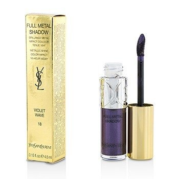 Yves Saint Laurent Full Metal Sombra de Ojos - #18 Violet Wave